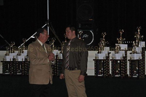 January 7, 2010 Redbud's Pit Shots 2011 Delaware International Speedway Banquet