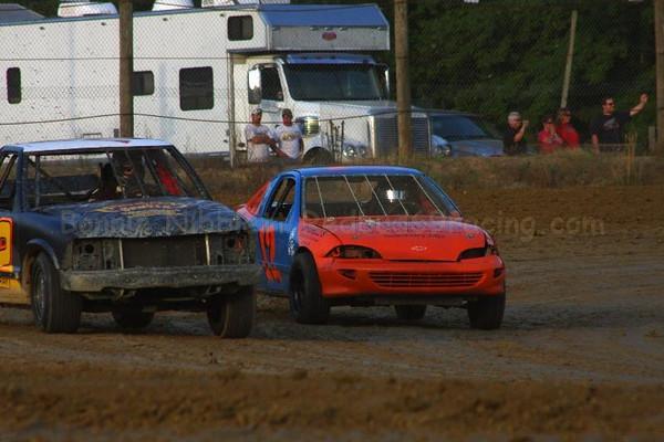 July 10, 2012 Redbud's Pit Shots Delaware International Speedway 40th Camp Barnes Benefit Race