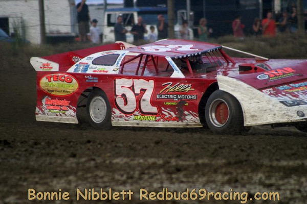 June 25, 2011.....Redbud's Pit Shots Delaware International Speedway