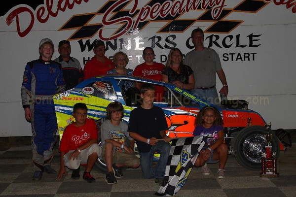 June 30, 2012 Redbud's Pit Shots Delaware International Speedway & URC