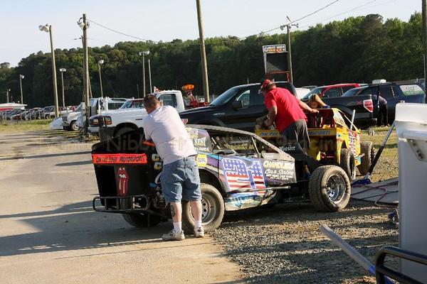 May 19, 2012 Redbud's Pit Shots Delaware International Speedway