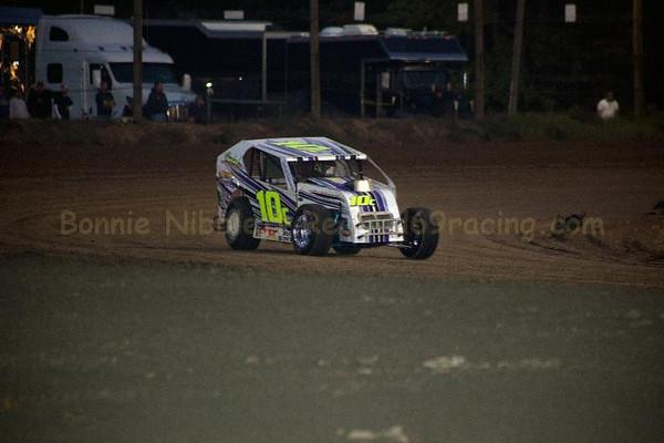 October 21, 2011 Redbud's Pit Shots Delaware International Speedway Champ Show Friday