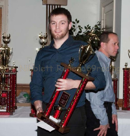 February 4, 2012 US 13 Kart Club Track 2011 Banquet Redbud's Pit Shots